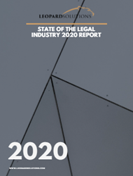 Leopard Solutions' 2020 State of the Legal Industry Annual Report