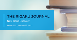 The Rigaku Journal contains high quality research articles related to X-ray technologies and is freely available with no subscriptions.