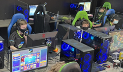 Esporterz Gaming Facility in Northern California is the newest Esports camp location for summer 2021.