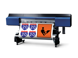 Roland DGA TrafficWorks includes all the essential tools for producing full-color, reflective, color-compliant traffic signs in-house easily and cost-effectively.