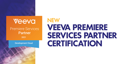 Veeva Premiere Services Partner Certification