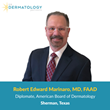 U.S. Dermatology Partners is pleased to welcome Board-Certified Dermatologist Robert Marinaro, MD, to their Sherman and Richardson, Texas locations