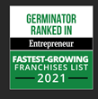 Germinator Mobile Sanitizing and Disinfecting Ranked a Fastest-Growing Franchise by Entrepreneur Magazine