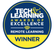 Tech and Learning Award 2021