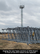 Antenna Products begins deliveries OF RTR Towers to DFW Airport.
