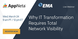 Why IT Transformation Requires Total Network Visibility Webinar
