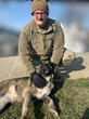 Paws of War: Soldier Saves Freezing Dog, Desperate to Bring Her Back to U.S.
