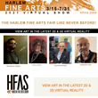 Harlem Fine Arts Show launched It's 2021 Virtual Art Show featuring 60 renowned Black Artists and Galleries from around the world