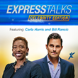 Bill Rancic and Carla Harris Featured on Express Employment Professionals Leadership Broadcast April 21