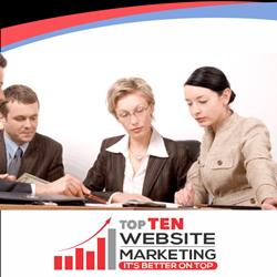 Top Ten Web Marketing - Développeur de site Web personnalisé