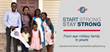 Operation Homefront Launches 'Start Strong, Stay Strong' Campaign to Highlight Mission to Strengthen and Support Military Families