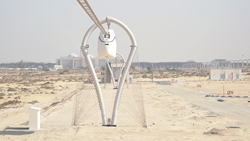 Elevated Transit System in the UAE, Unitsky String Technologies, Inc.