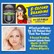 8-Second Branding Podcast - Launch Episode Guest - Laura Michelle Powers, Celebrity Psychic, Creative Entrepreneur and Author