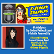 8-Second Branding Podcast - Launch Episode Guest - Julie Spira, Top Online Dating Expert, Media Personality and Author