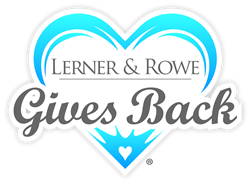 Lerner and Rowe Gives Back - $10k donation to PCH