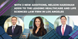 With 3 New Additions, Nelson Hardiman Adds to the Leading Healthcare and Life Sciences Law Firm in Los Angeles