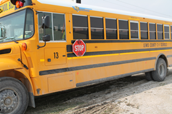 Lewis County C-1 School District purchased four 2022 IC Bus propane buses in fall 2020, which operate on regular routes that span 410 square miles and five counties.
