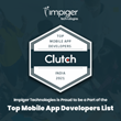 Impiger Technologies named among the 100 Top-Performing App Development Companies