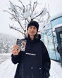 Monster Energy's Kevin Backstrom Claims Silver Medal in X Games 'Real Snow' Snowboard Video Competition