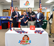 "Young Entrepreneur with Down Syndrome John Cronin to Unveil Congressional ""Unity Socks"" with U.S. Representatives Andrew Garbarino and Tom Suozzi"