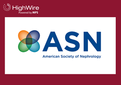 American Society of Nephrology and HighWire
