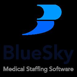 BlueSky Medical Staffing Software logo