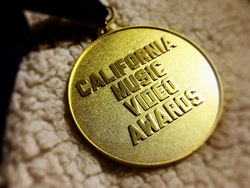 California Music Video Awards Gold Medal