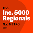 Intellectsoft Ranks No. 244 on Inc. Magazine's List of the Fastest-Growing Private Companies in the New York City Metro Region