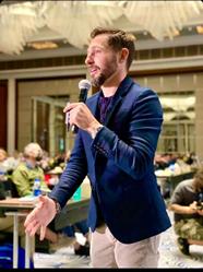 Blake Mallen Invited to Speak at European Leadership Event in Dubai