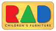 RAD Children's Furniture logo