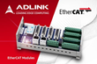 ADLINK Launches New EtherCAT Modules, Completing the EtherCAT Solution for Industrial Automation