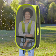 With cicada season looming, Under the Weather® introduces the WalkingPod™ Mesh, Portable bug screen protection available in April