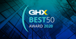 "GHX Honors ""Best 50"" North American Healthcare Providers for Supply Chain Excellence"