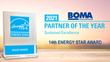 BOMA International Earns 2021 ENERGY STAR® Partner of the Year Sustained Excellence Award