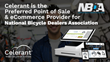 Celerant Technology® is now the Preferred Point of Sale and eCommerce Provider for the National Bicycle Dealers Association™