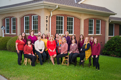 The Compassionate Dentists and Staff of Creekwood Dental Arts in Waco, TX