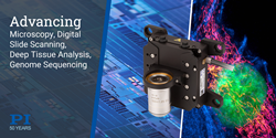 Fast nano-focus scanning positioner provides application solutions for life sciences, biotech, laser processing, and semiconductors.