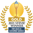 Modern Campus Wins Gold and People's Choice Stevie® Awards for Customer Service