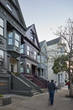San Francisco Modern Architecture firm Hart Wright Architects designs a remodel and restoration of a San Francisco Victorian house