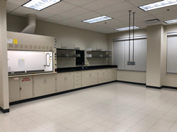 Improved Pharma Increased Laboratory Space