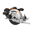 New WORX Nitro 20V Power Share Pro Circular Saw Works Harder and Runs Longer on Every Charge