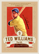 Ted Williams, The Greatest Hitter Who Ever Lived, Celebrated in Legendary NFT Collection Auction