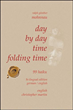 New marketing campaign is set for Ralph Günther Mohnnau's 'Day by Day Time Folding Time'