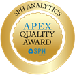 SPH Analytics Announces its National APEX Quality Award Winners for  Healthcare Excellence