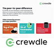 Crewdle Helps Reduce Energy Consumption with Peer-to-Peer Video Conferencing on Earth Day 2021