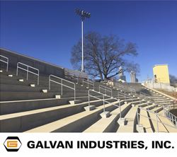 Hot Dip Galvanizing, Historic Preservation, zinc coating, corrosion prevention, soccer stadiums, football stadiums