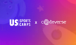 US Sports Camps Announces Partnership with Codeverse to Bring Coding Camps Nationally