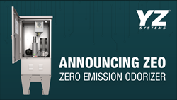 Zero Emission Odorizer removes methane emissions.