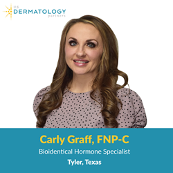 Carly Graff, FNP-C Tyler Hormone Replacement Specialist