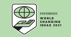 Casebook cb Engage software named a Fast Company World Changing Ideas 2021 Honorable Mention